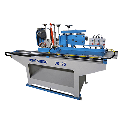 "JS-25 24""Abrasive Belt Skiving Machine"