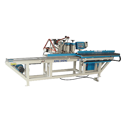"JS-31 60""Abrasive Belt Skiving Machine"