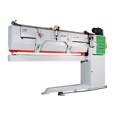 "JS-32A 60"" Abrasive Belt Press"