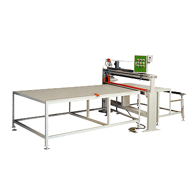 "JS-39 60"" Abrasive Belt Cut-to-Length Machine"