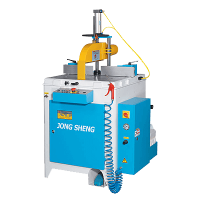 JS-406B Upcut Saw (Straight or miter cut-off)